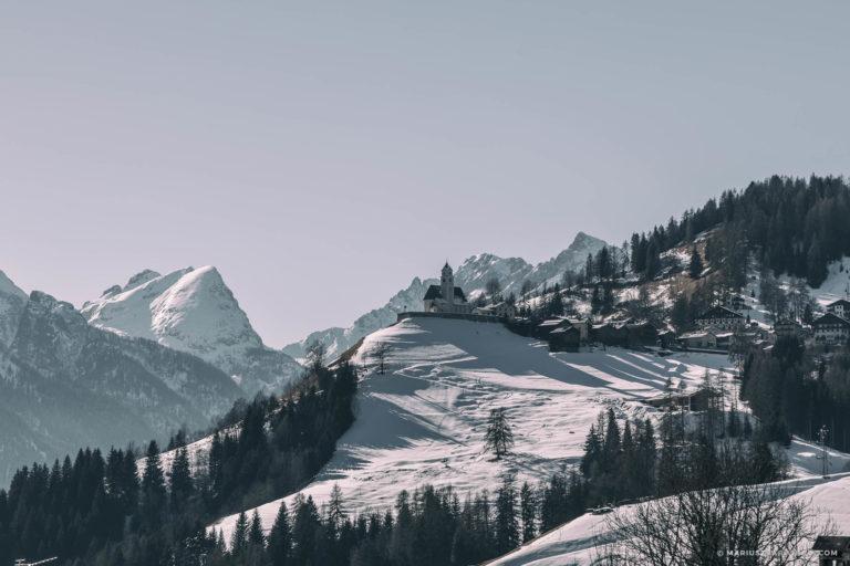 Wokół Cinque Torri – Dolomity.