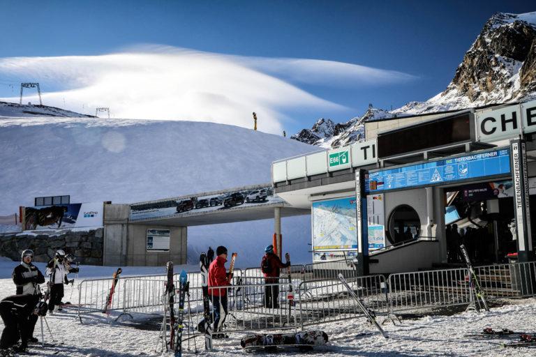 Nie tylko dla narciarzy – Sölden i Kaunertal