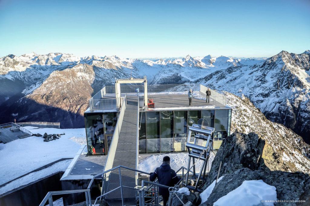 Nie tylko dla narciarzy – Sölden i Kaunertal.