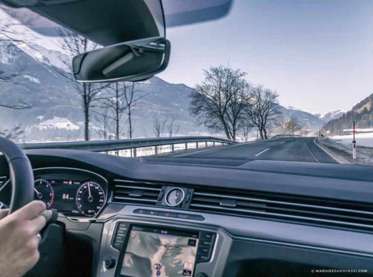 Zillertal – jazda nie na nartach.