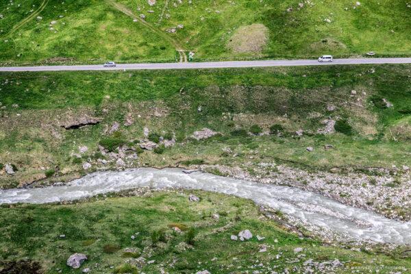 Przełęcz Col de l'Iseran.