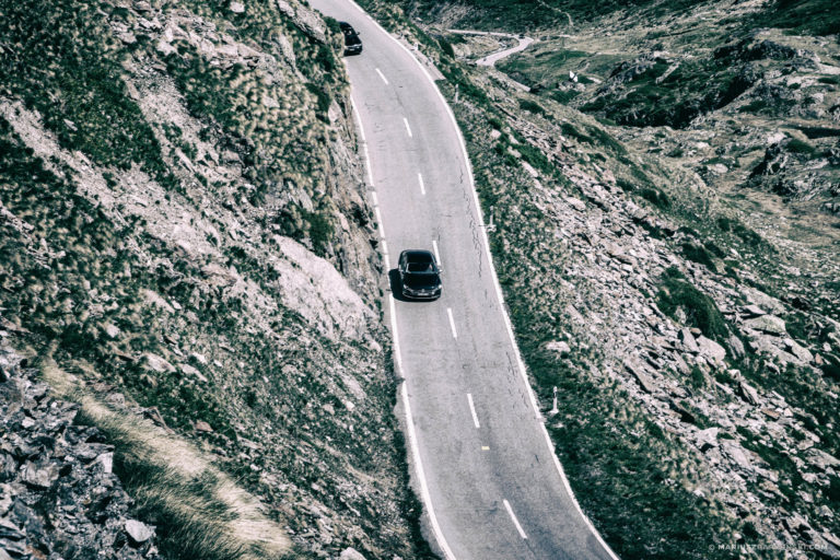 Wielka Przełęcz Świętego Bernarda.