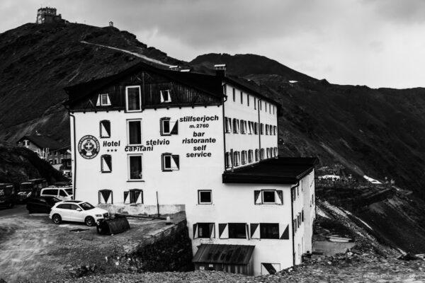 Przełęcz Stelvio – urok legendy.